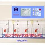 MY3000-6F兰屏混凝试验搅拌器_实验室搅拌器