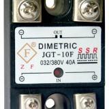 交流固态继电器JGT-10F