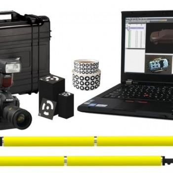 XTDP — 工业近景摄影测量系统
